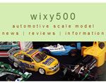 wixy500 scale model news